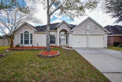 Pearland Single Family Home For Sale: 8122 Dune Brook Drive