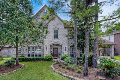The Woodlands TX Single Family Home For Sale: $649,000