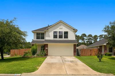 Conroe Single Family Home For Sale: 1418 Sycamore Leaf Way