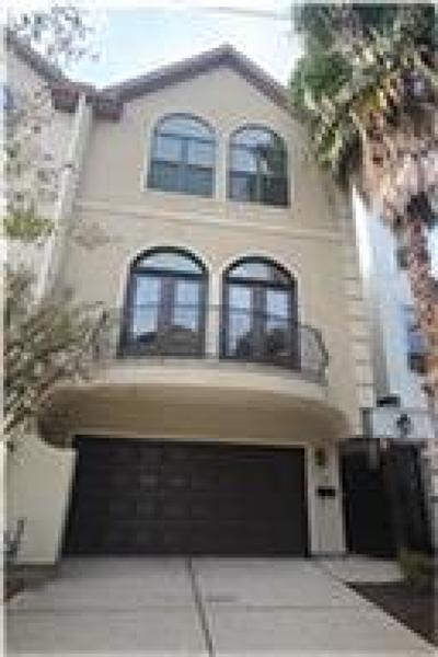Houston Condo/Townhouse For Sale: 405 Reinerman Street
