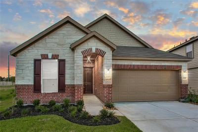 Katy Single Family Home For Sale: 18915 Barker Village Lane