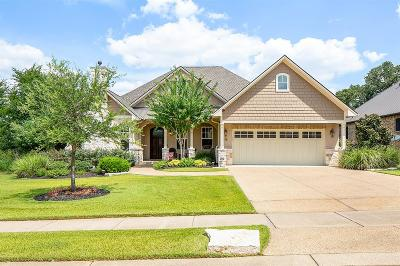 Madison County, Brazos County Single Family Home For Sale: 3215 Pinyon Creek Drive