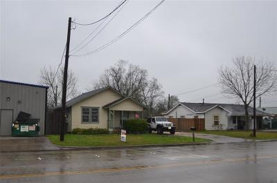 Pasadena Single Family Home For Sale: 2405 Randolph Road