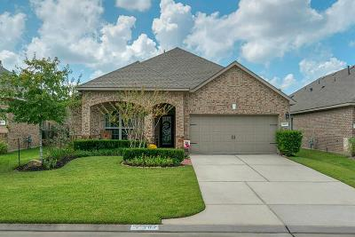 The Woodlands Single Family Home For Sale: 107 Sagamore Ridge Place