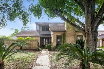 Single Family Home For Sale: 15111 Chasehill Drive