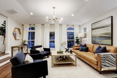 Houston Single Family Home For Sale: 802 Oxford Street