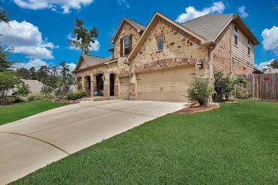 Conroe Single Family Home For Sale: 1805 Jessie Ann Court