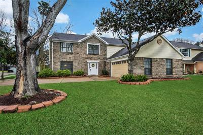 Pecan Grove Single Family Home For Sale: 3430 Fort Richmond Drive