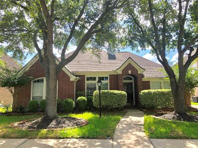 Houston Single Family Home For Sale: 3510 Shadow Bluff Court