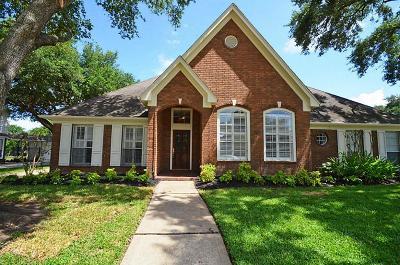 Sugar Land Single Family Home For Sale: 4702 Castlewood