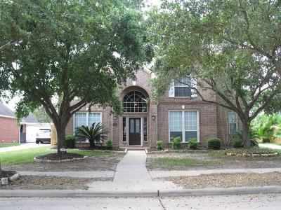 Harris County Rental For Rent: 13103 Mossy Bark Lane