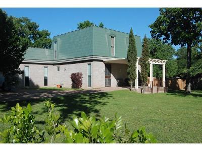La Grange Single Family Home For Sale: 195 Park Drive
