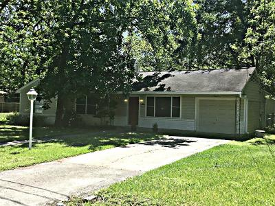 Tomball Single Family Home For Sale: 719 Percival Street