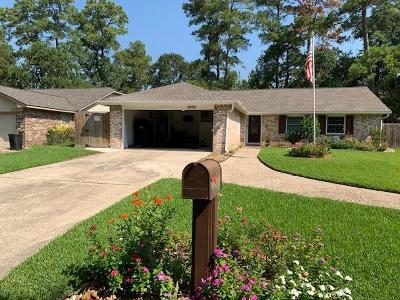 Spring Single Family Home For Sale: 3622 Almondwood Drive