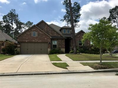 Humble Single Family Home For Sale: 13802 Saddlers Woods Drive