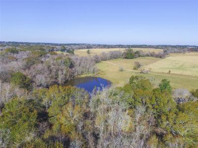 Grimes County Farm & Ranch For Sale: Fm 220
