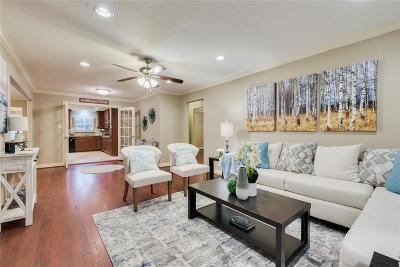 Galveston County, Harris County Single Family Home For Sale: 4814 Hazelton Street