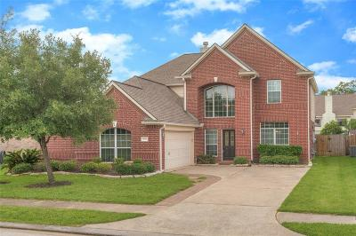 Tomball Single Family Home For Sale: 9823 Rushing Springs Drive