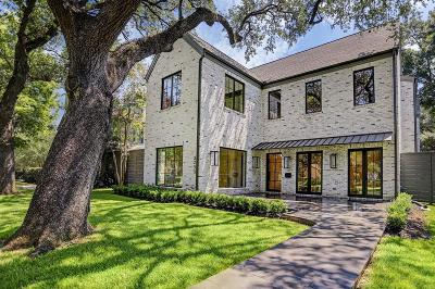 River Oaks Single Family Home For Sale: 2233 Stanmore Drive