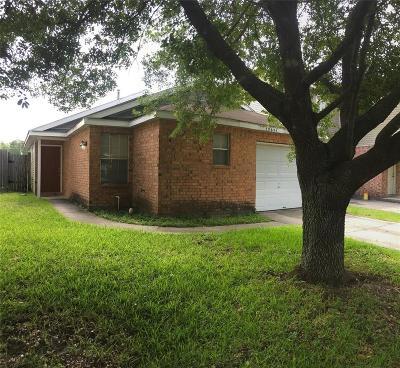 Houston Single Family Home For Sale: 15604 Aiken Lane