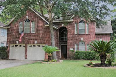 The Woodlands Single Family Home For Sale: 10 Long Springs Place