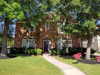 Humble Single Family Home For Sale: 7010 Leens Lodge Lane