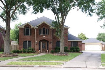 Pasadena Single Family Home For Sale: 6307 Avenel Drive