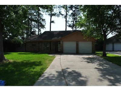 Tomball TX Single Family Home For Sale: $144,000