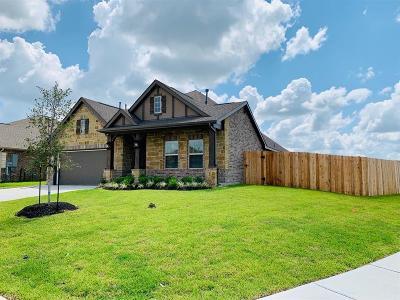 Dickinson Single Family Home For Sale: 6551 Gable Hollow Lane
