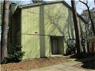 Houston Condo/Townhouse For Sale: 12330 Wild Pine Drive #D