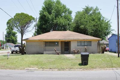 Houston Single Family Home For Sale: 4803 Briscoe Street