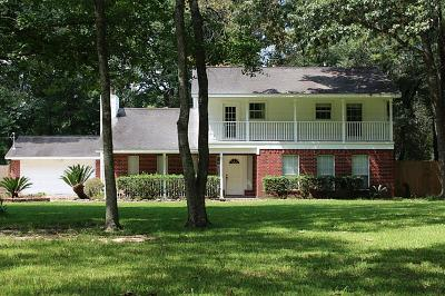 Huffman Single Family Home For Sale: 621 Winchester Bend