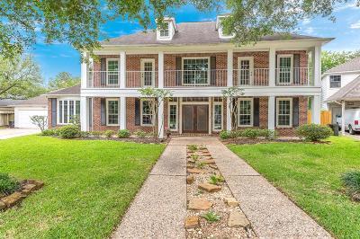 Katy Single Family Home For Sale: 22115 Fielder Drive