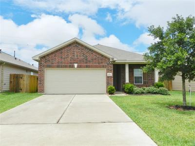 Tomball Single Family Home For Sale: 10906 Harston Drive