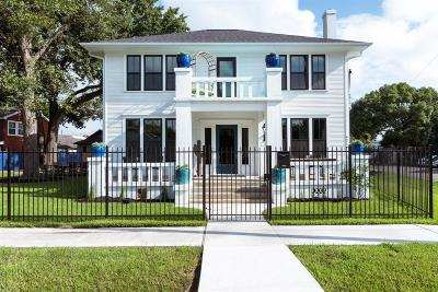 Houston Single Family Home For Sale: 4219 Rusk Street