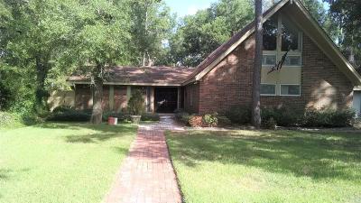 Dickinson Single Family Home For Sale: 1325 Plantation Drive