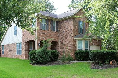 The Woodlands Single Family Home For Sale: 3 Bonwick Court
