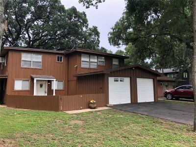 Single Family Home For Sale: 909 Private Road 652 Live Oak Bend