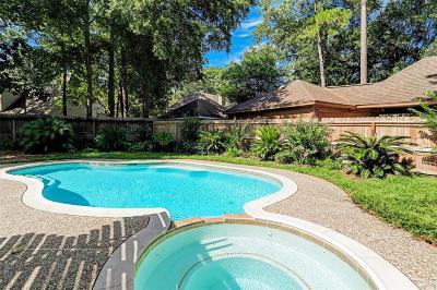 Houston Single Family Home For Sale: 3727 Palmetto Creek Drive