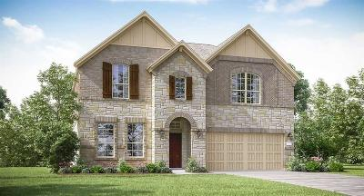 Katy Single Family Home For Sale: 1915 Orchard Berry Lane