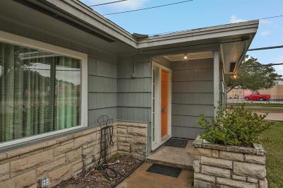 Houston Single Family Home For Sale: 3202 Cloverdale Street