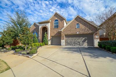 Richmond Single Family Home For Sale: 17522 Waeback Drive
