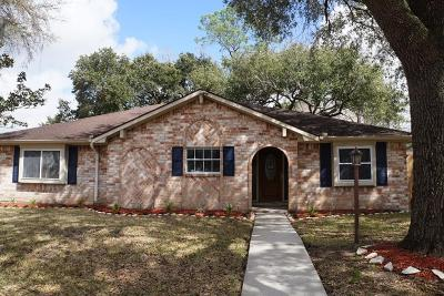 Friendswood Single Family Home For Sale: 15703 Wandering Trail