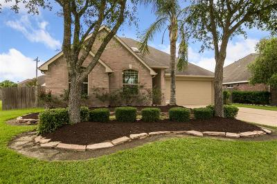 Pearland Single Family Home For Sale: 3407 Highland Point Lane