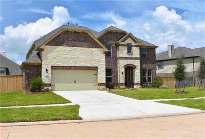Sugar Land Single Family Home For Sale: 2123 Cranbrook Ridge Lane