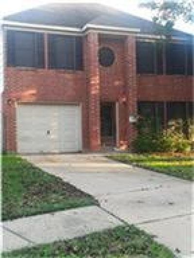 Rosenberg Single Family Home For Sale: 1801 Old Creek Dr Drive