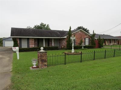 La Porte Single Family Home For Sale: 2216 Lomax School Road