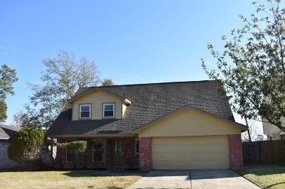 Humble Single Family Home For Sale: 18938 Yaupon Trail