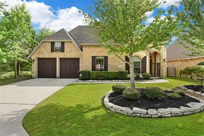 The Woodlands Single Family Home For Sale: 3 Mason Pond Place