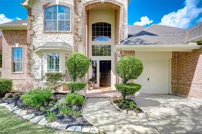 Katy Single Family Home For Sale: 21826 Mystic Point Court